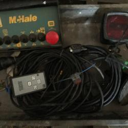 McHale Bale Wrapper 995se With Remote kit Tractor