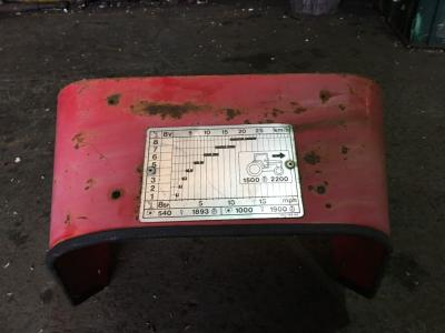Massey Ferguson Tractor 500 Series Dash Surround GS001022